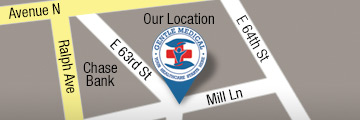 Mill Basin Clinic Location